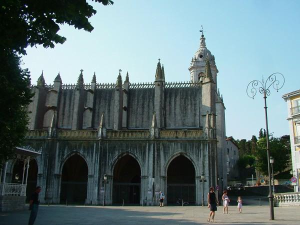 La Basílica de Santa María de la Asunción