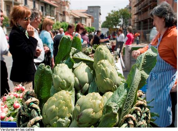 Xvi jornadas de exaltaci n y fiestas de la verdura en for Oficina turismo tudela