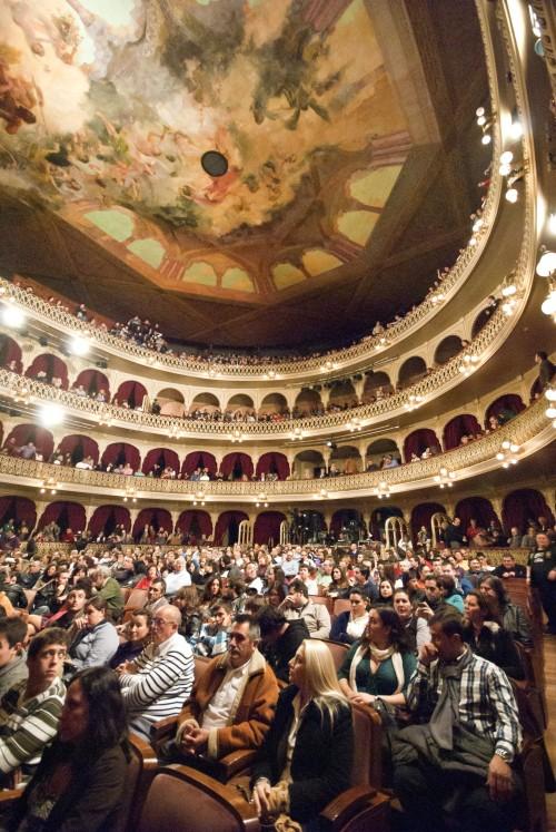 Carnavales de Cadiz Gran Teatro Falla - Foto: Manuel de la Varga López