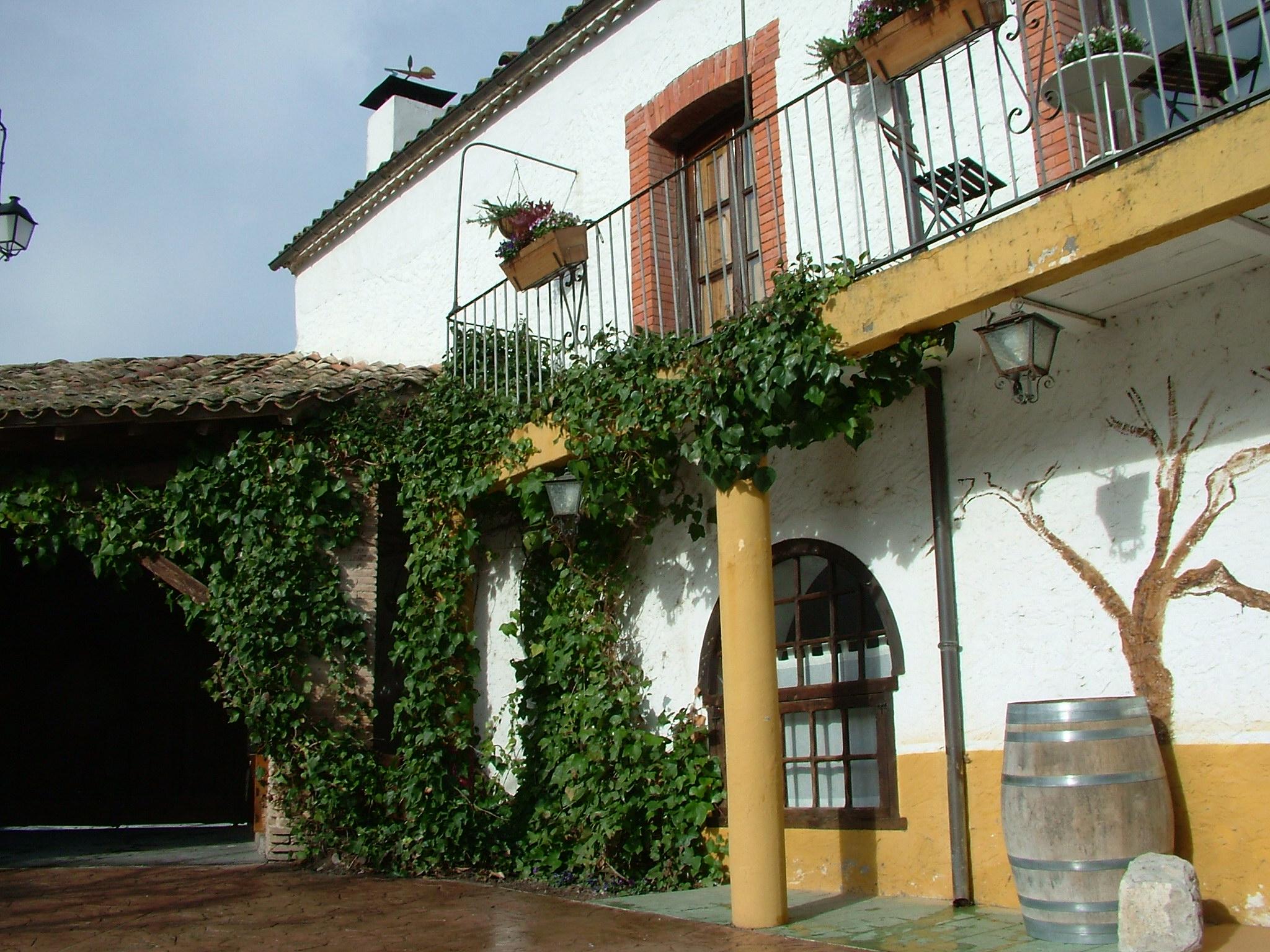 Casa El Agapio, en Olivares de Duero