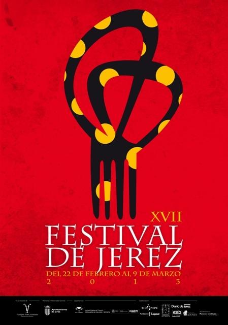 Cartel Festival Jerez 2013