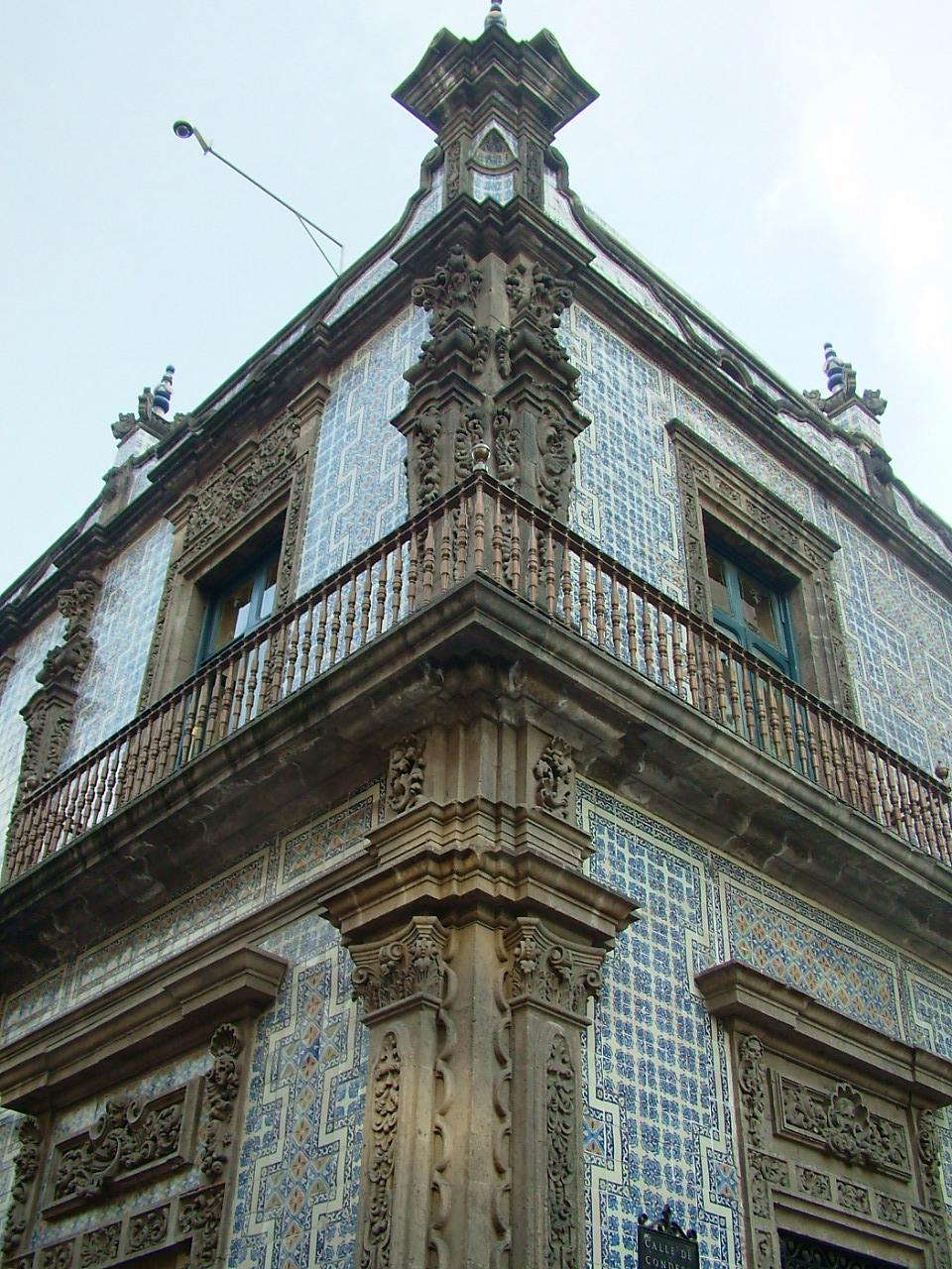 Edificio del centro histórico