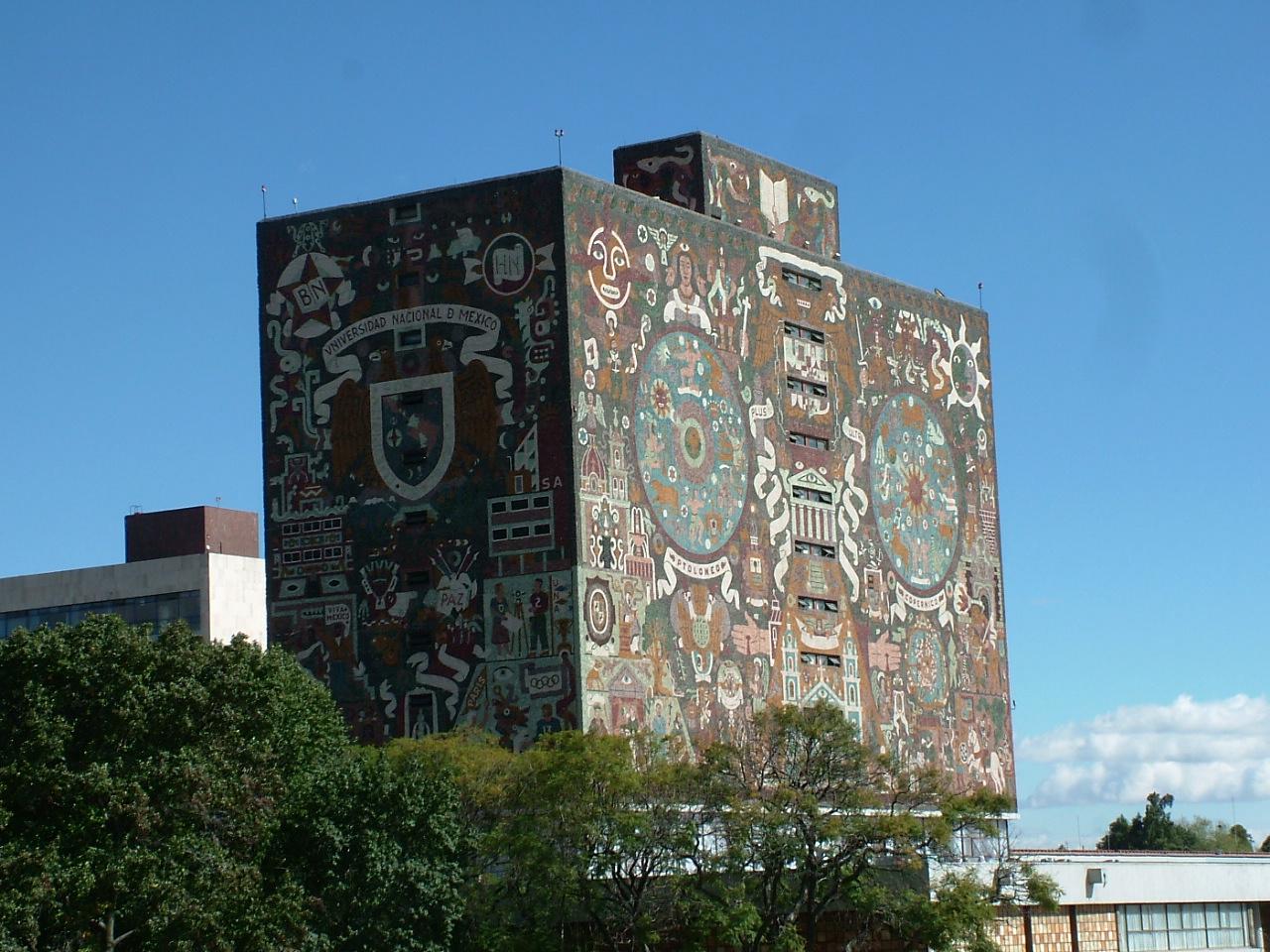 Sede de la Universidad Nacional Autónoma de México