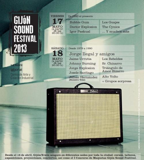 gijón sound festival 2013 - 4