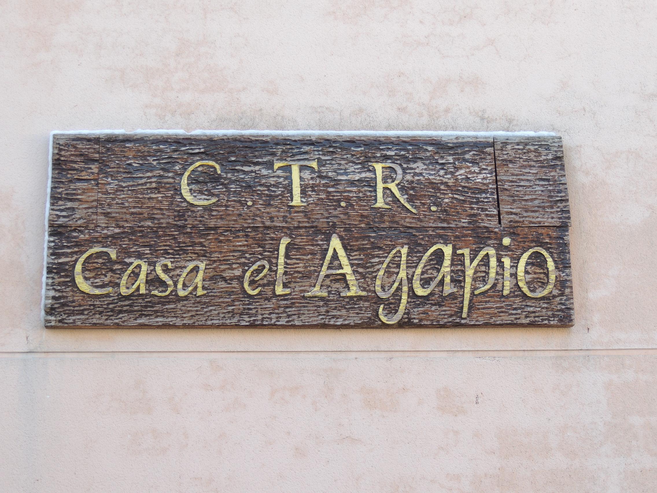 CTR Casa El Agapio