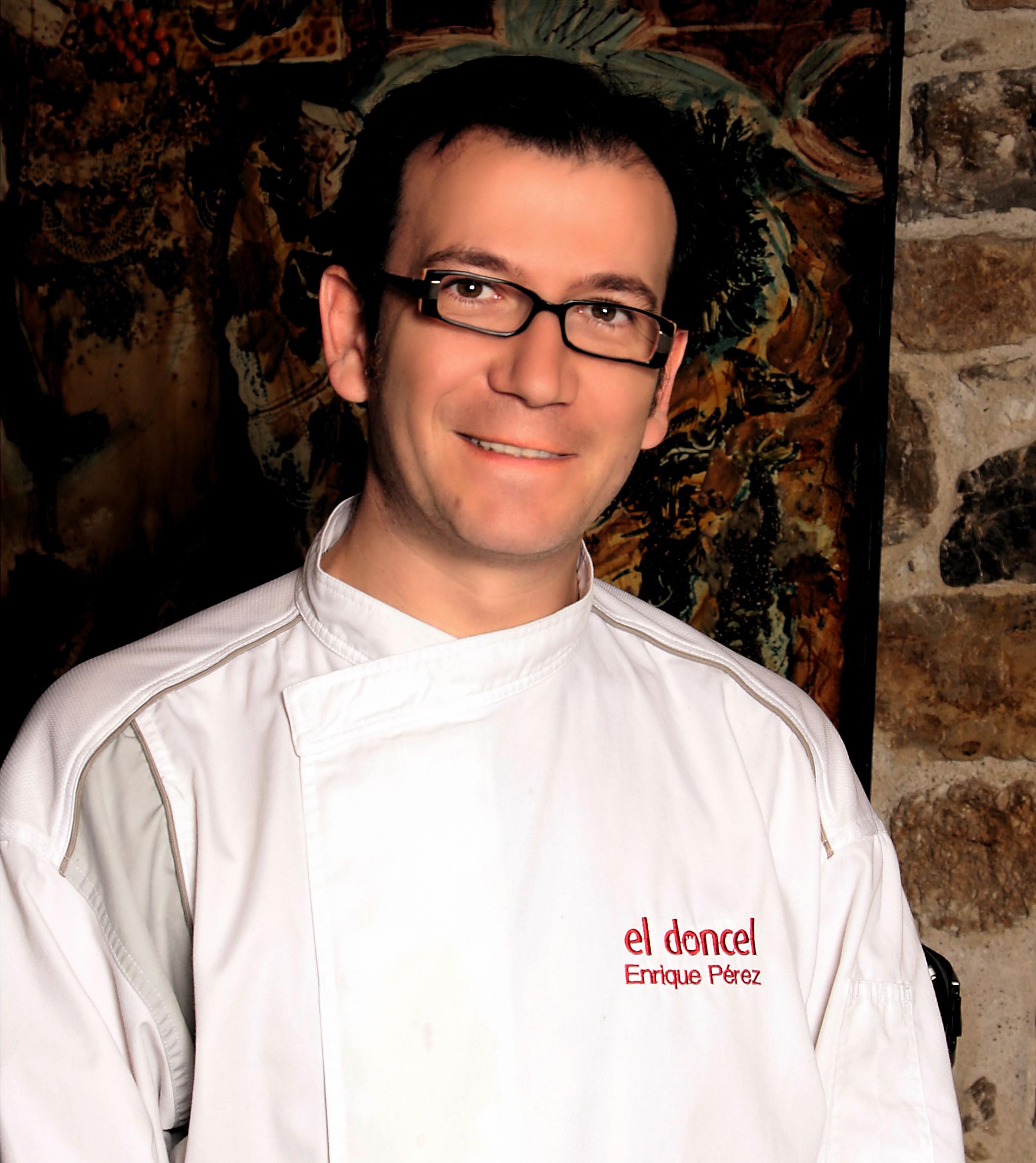 Enrique Pérez, maestro y filósofo de la cocina
