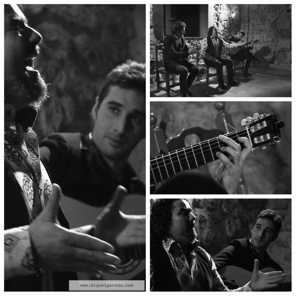 Flamenco en Casa El Agapio