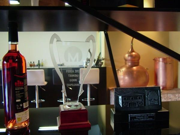 Premios en Ferias agrícolas