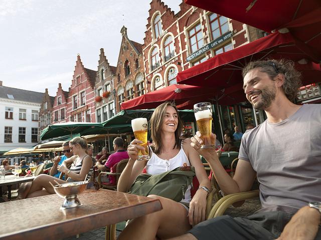 Fotografía de Turismo de Bélgica