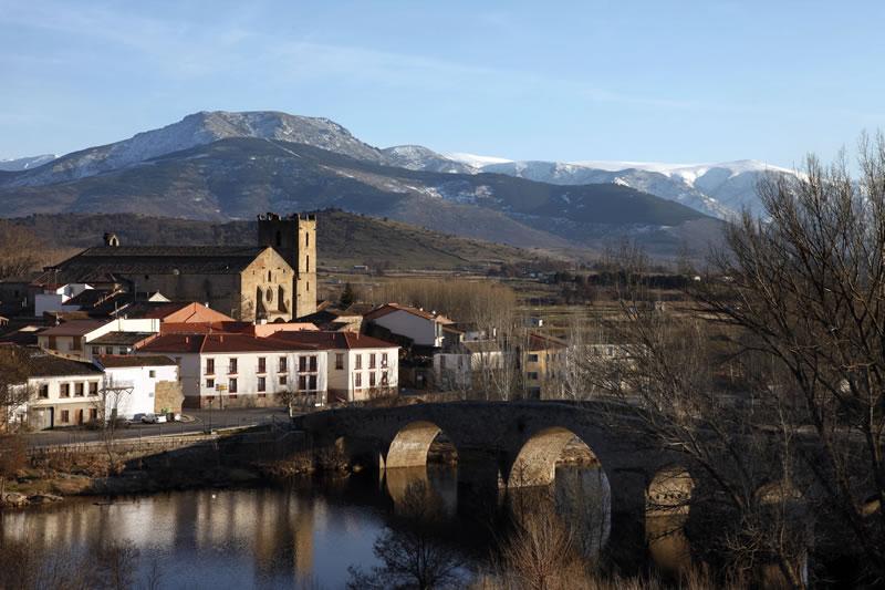 Valle del Tormes y sierra de Gredos