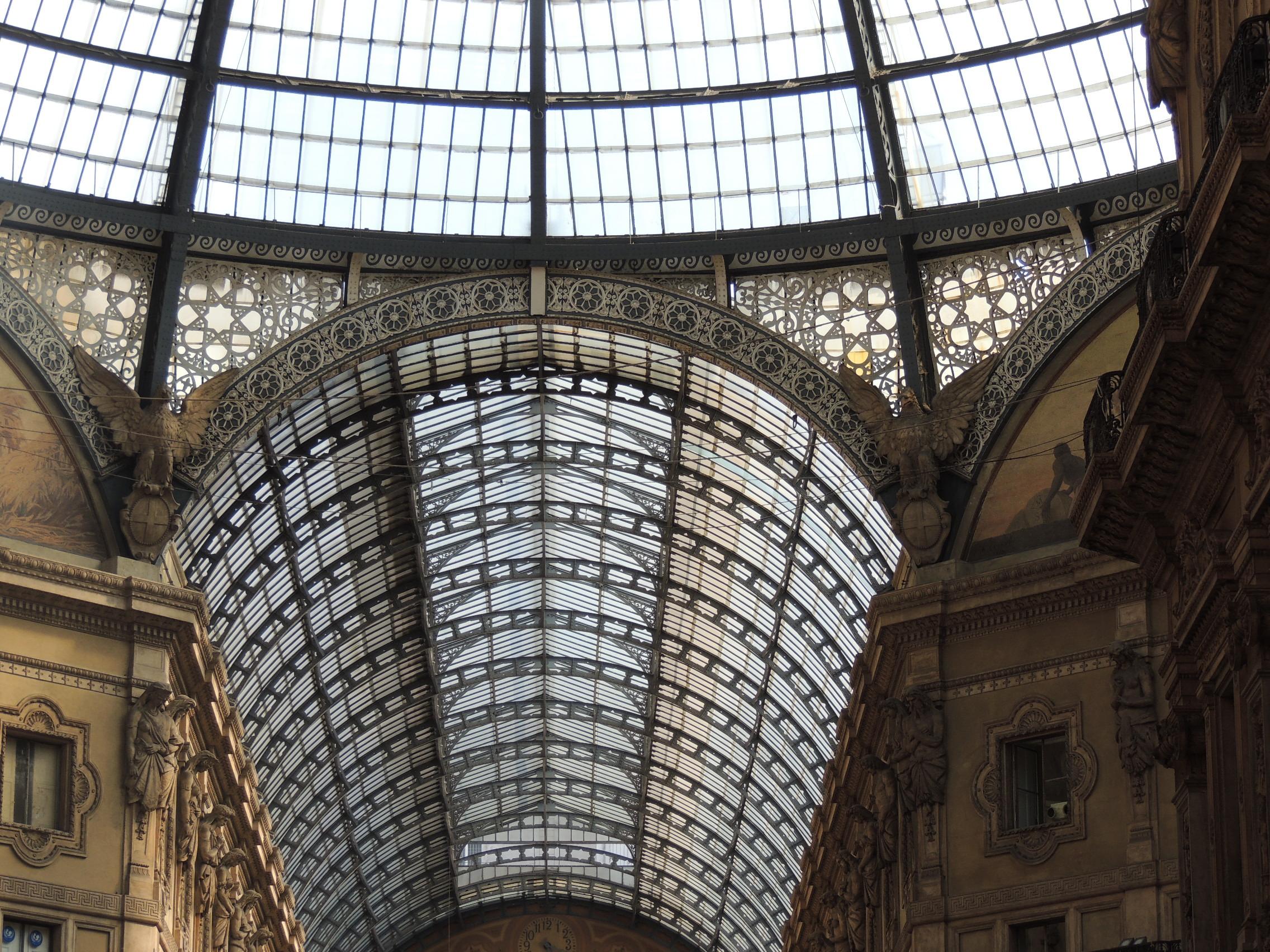 Galería Vittorio Emanuelle II