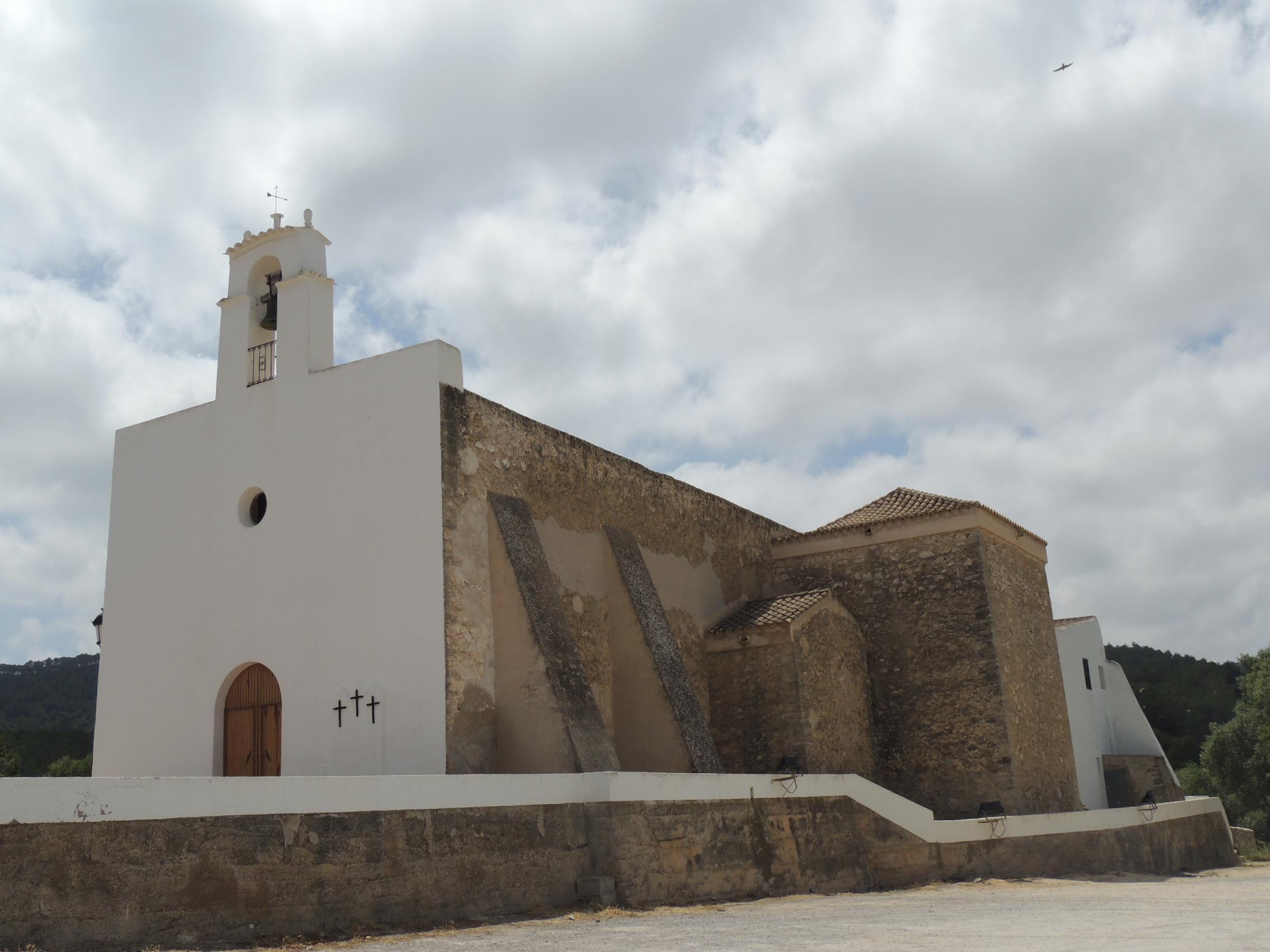 Iglesia de Sant Agustí des Vedrá
