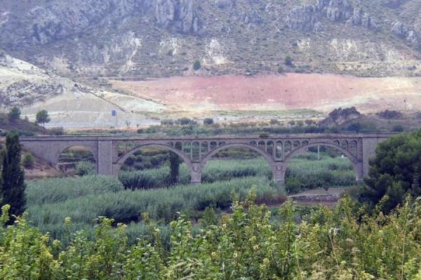 Viaducto de Cehegin