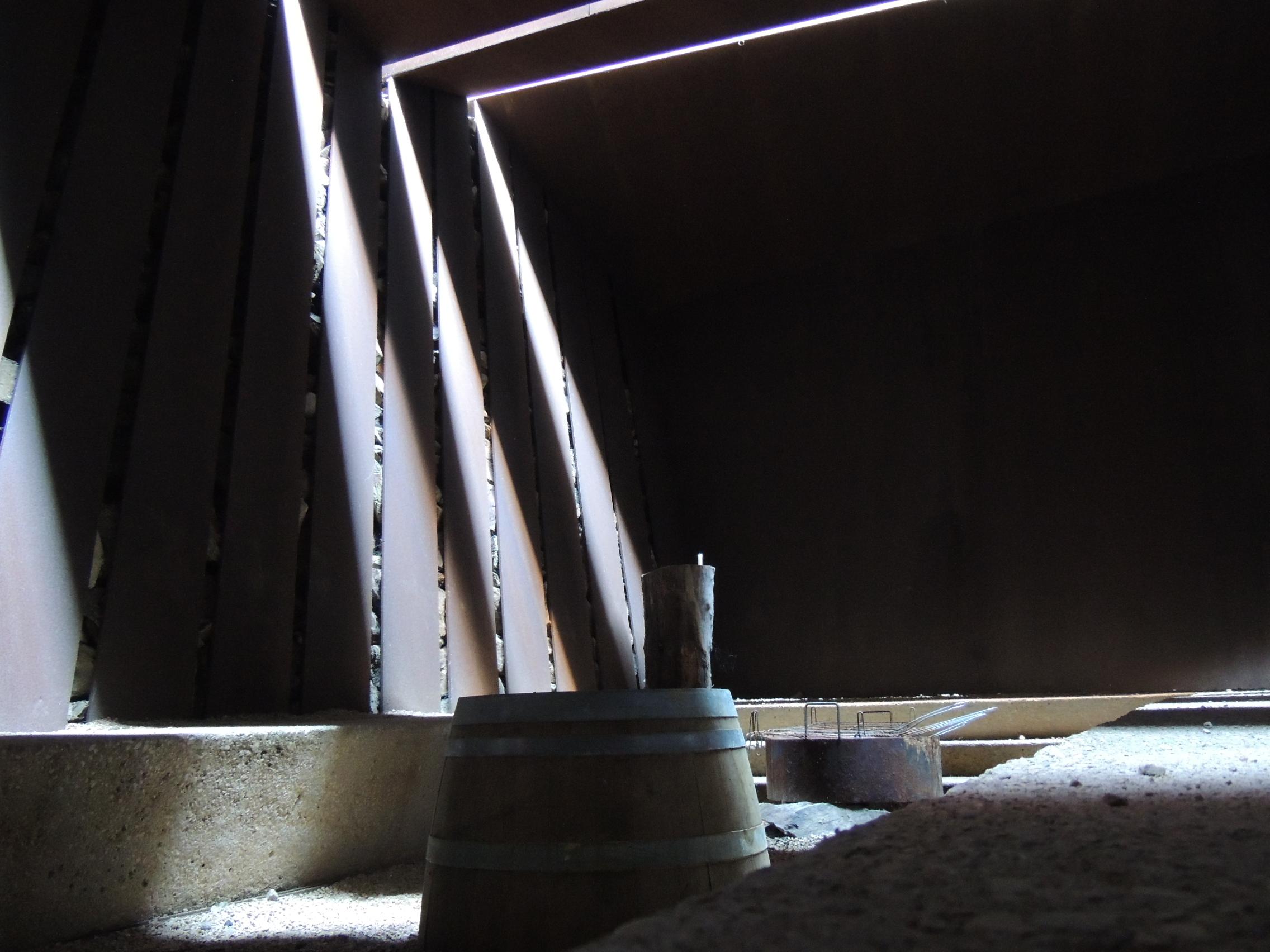 Interior de Celler Brugarol