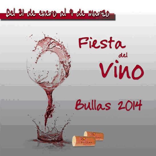 fiesta del vino de Bullas