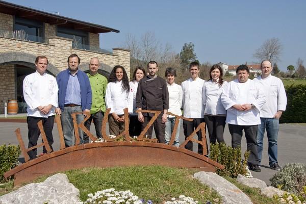 Cocineros Colombia-Hondarribia