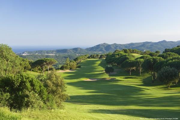 Campo de Golf en la Costa Brava - Autor: Aidan Bradley
