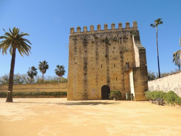 Recinto del Alcázar