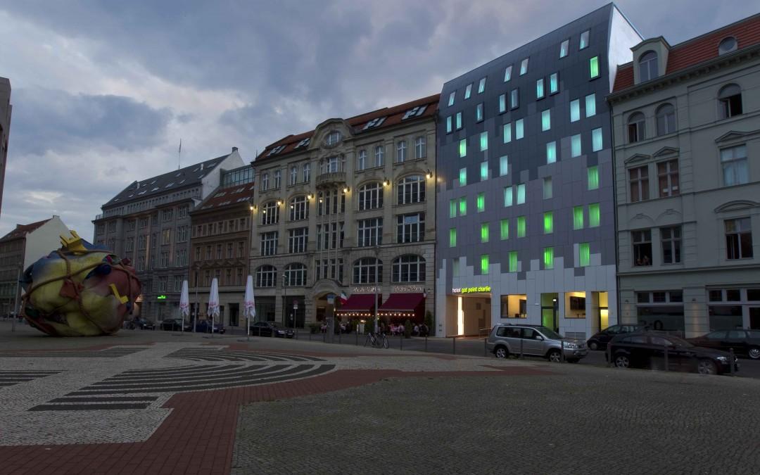 Hotel Gat Point Charlie: para conocer Berlín como en tu propia casa