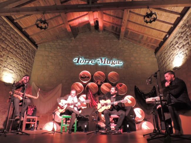 Actuación en Muga