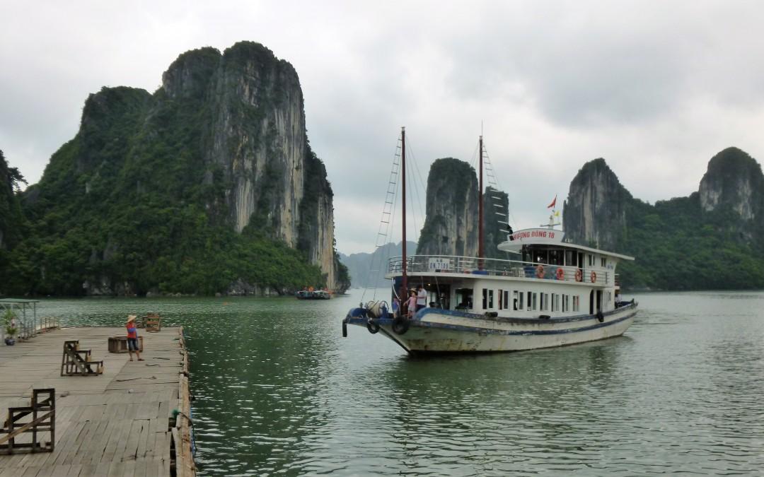 Vietnam y Camboya turismo antropológico y de guerra