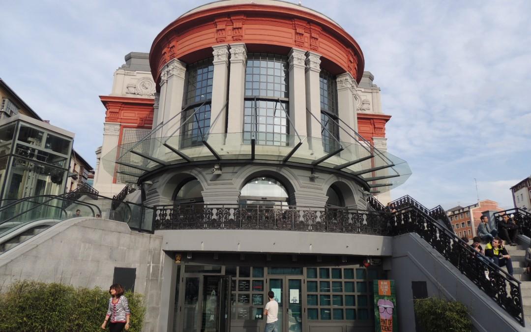 """Gastronomía """"de mercado"""" en Bilbao: espacio gastronómico del Mercado de la Ribera"""