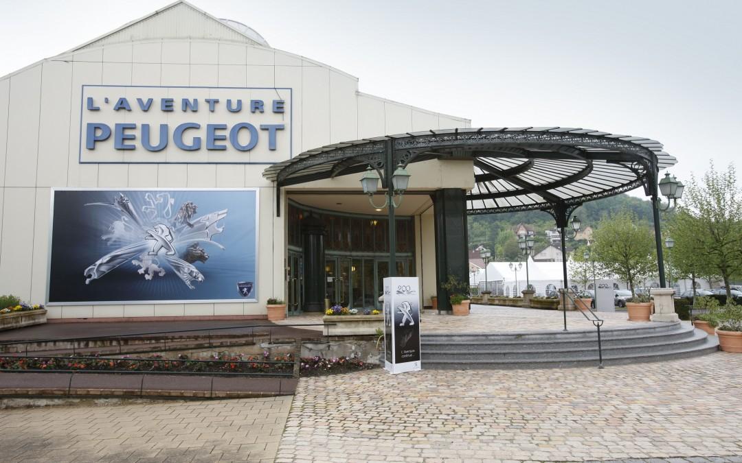 Museo de la Aventura de Peugeot: un repaso a los dos últimos siglos de la humanidad