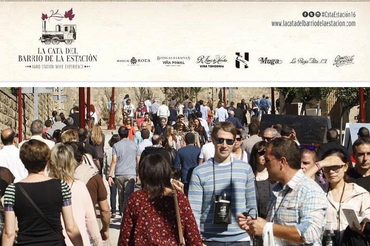 La Cata del Barrio de la Estación de Haro (La Rioja) anuncia su 2ª edición
