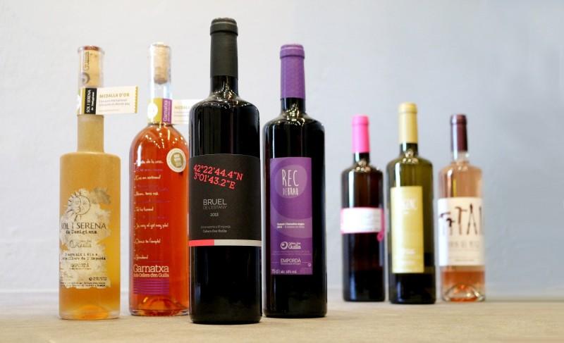 Todos los vinos de Cellers d'en Gilla