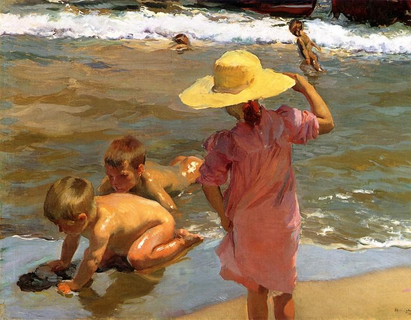 ninos-a-la-orilla-del-mar_1903