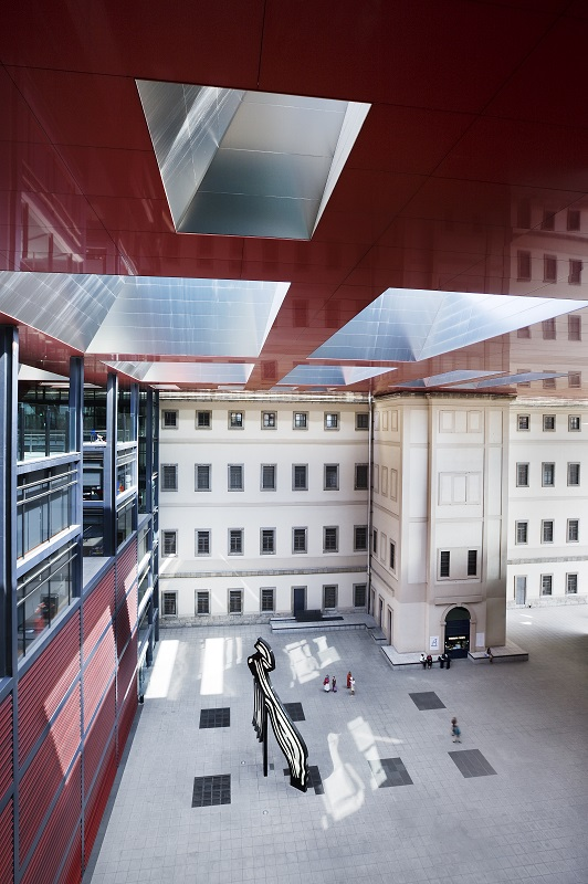 Museo Reina Sofía © José Barea