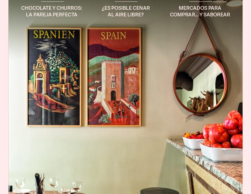 Guía para comer en Madrid