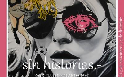 La artista Patricia López Landabaso expone Sin historias en el Museo de la ciudad de Móstoles