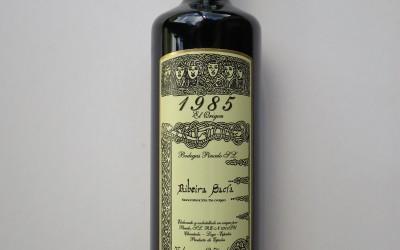 Serie los Mejores Vinos de España: 1985 El Origen, homenaje a la mencía y a la tradición