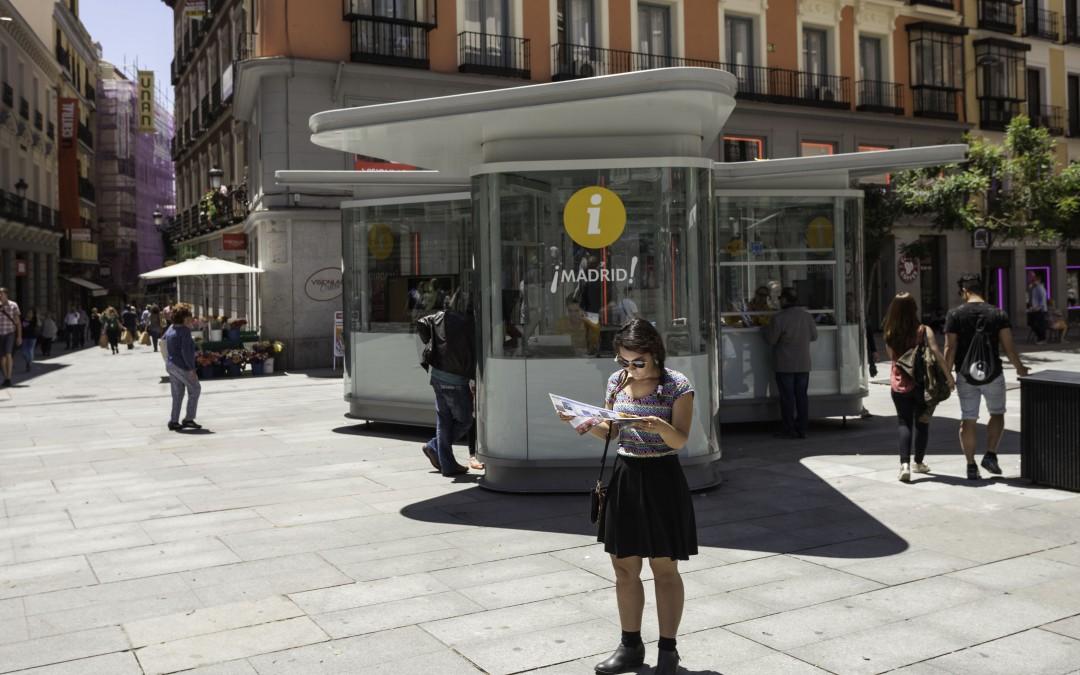 """Madrid renueva la """"Q"""" de calidad en sus servicios de atención turística"""