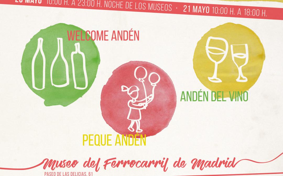 Las Rutas del Vino de Castilla y León presentan en Madrid II Feria de Enoturismo (20 y 21 de mayo)